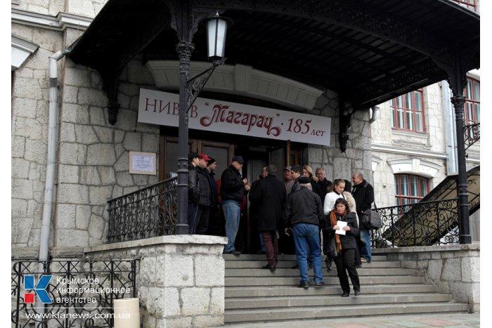 В Ялте референдум проходит спокойно