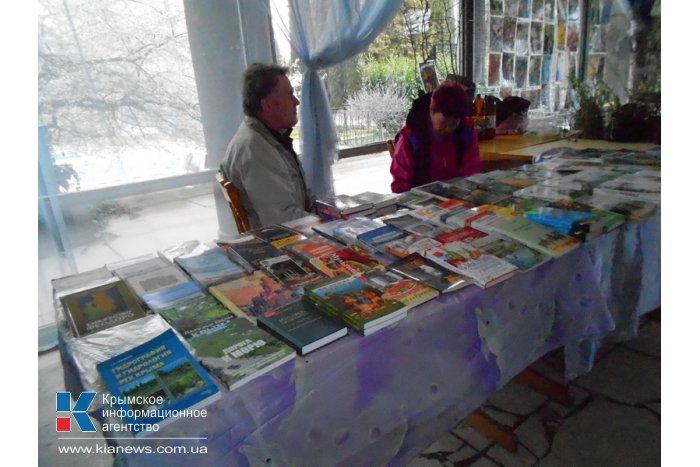 В Алуште открылась выставка «Зеленый мир»