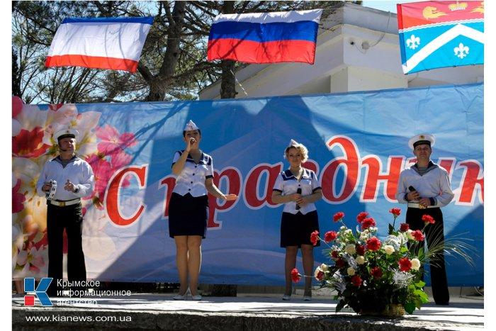 На ЮБК отметили присоединение к России