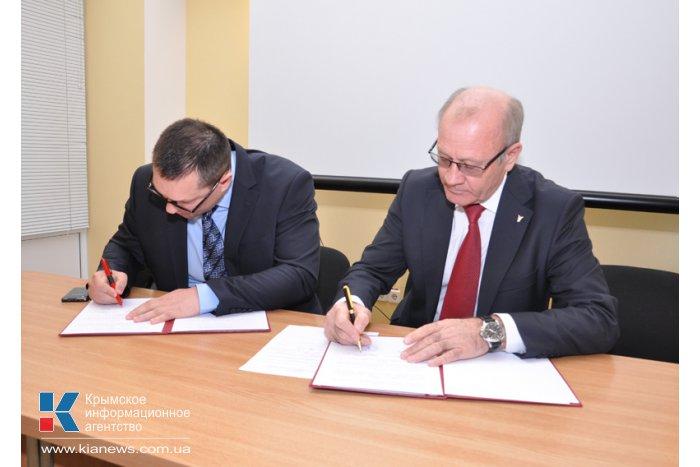 Торгово-промышленные палаты Крыма и Тамбовской области подписали соглашение о сотрудничестве