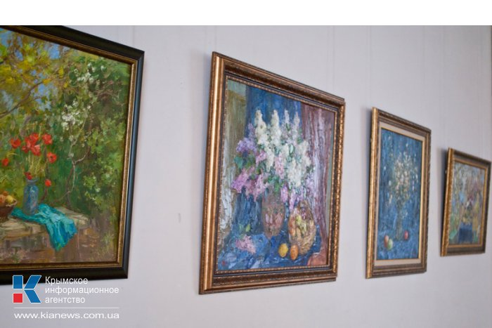В Севастополе открылась весенняя выставка
