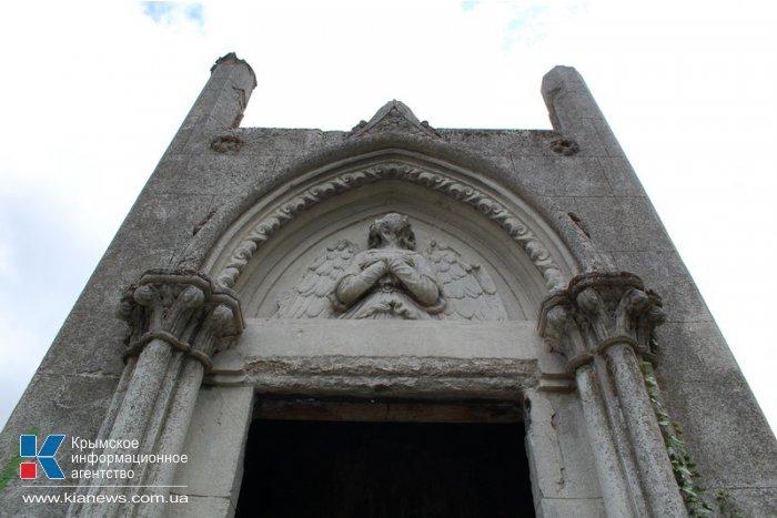 На Старорусском кладбище в Симферополе прошел субботник