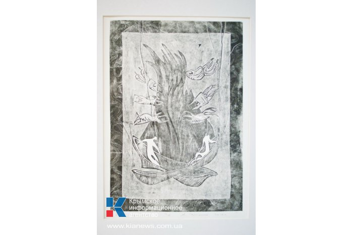 В Севастополе открылась выставка «Красная нить»
