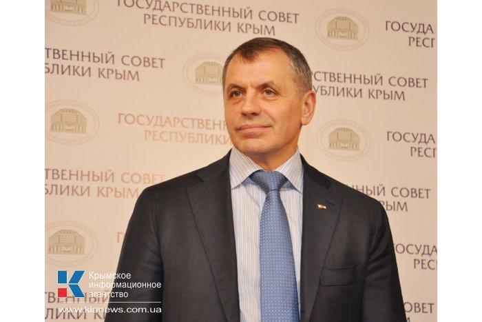 Госсовет Крыма будет сотрудничать с Госдумой России