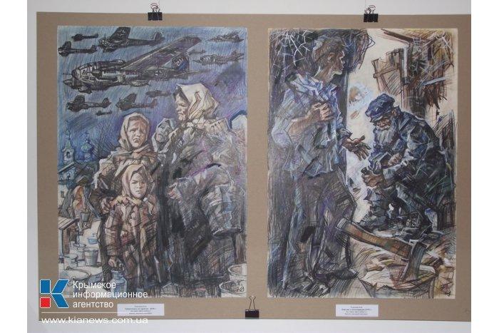 В Симферополе открылась выставка «Освобождение»
