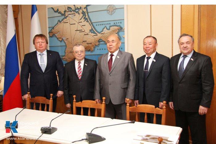 Крым будет сотрудничать с Бурятией