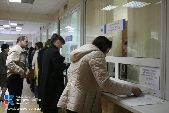 Первые крымские предприниматели получили регистрацию РФ