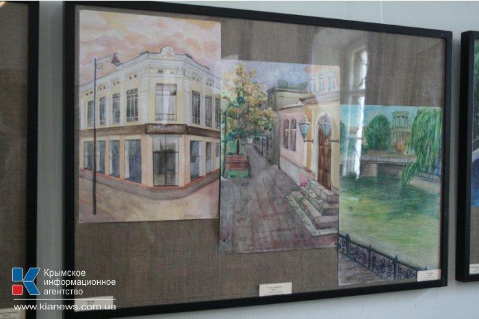 В Симферополе открылась выставка «Симферополь моими глазами»