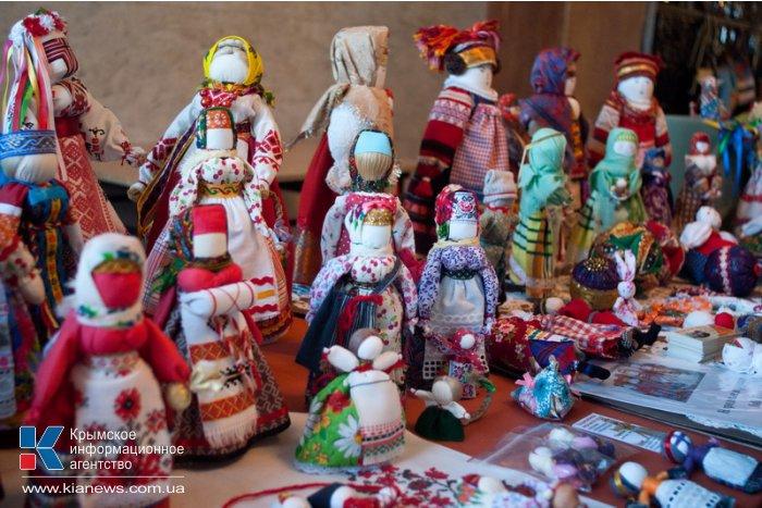 В Севастополе прошел фестиваль-выставка «Пасхальные узоры»