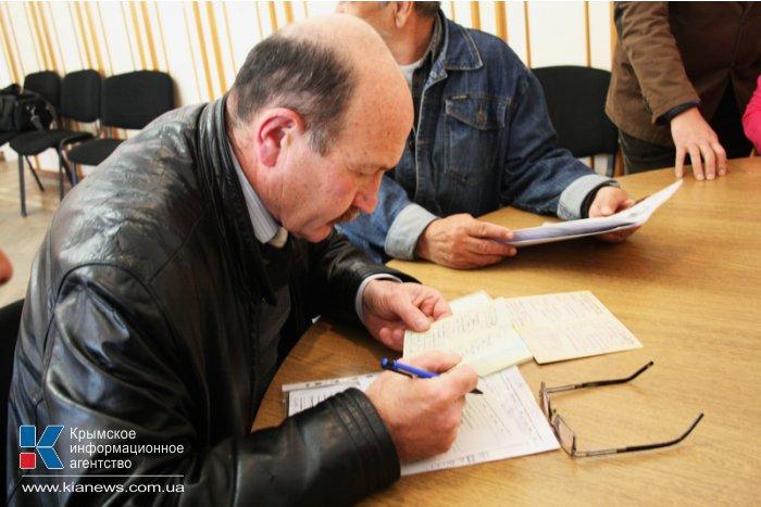 Рескомнац выдал крымским татарам первые российские паспорта