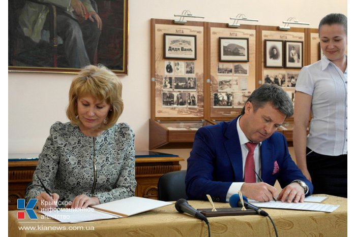 Московская область будет способствовать продвижению крымских курортов