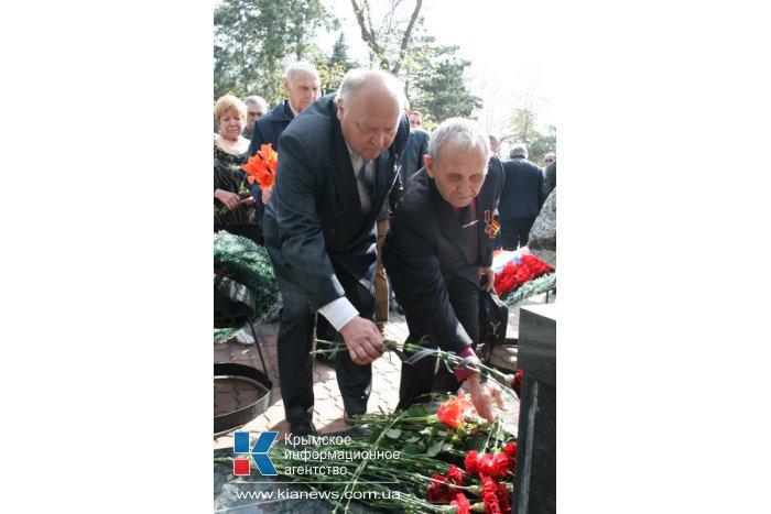 В Симферополе почтили память жертв Чернобыльской катастрофы