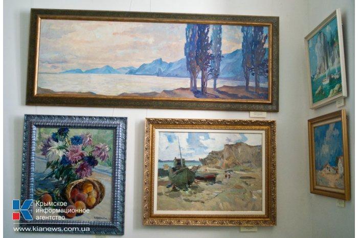 В Севастополе открылась выставка «Наш Крым»