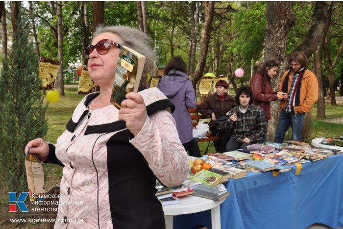 В Симферополе отметили день рождения Шекспира
