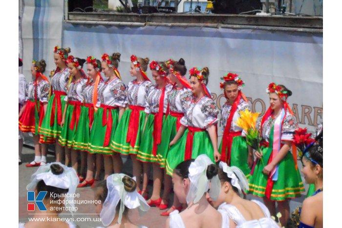 В Алуште прошел пасхальный фестиваль