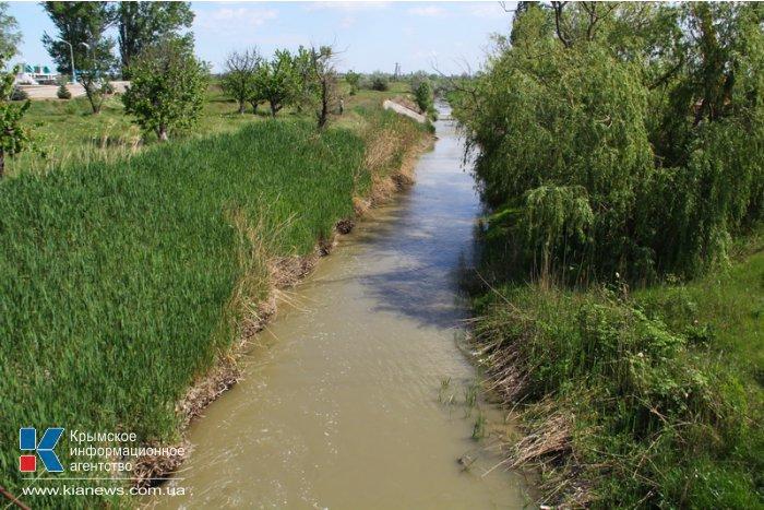 Северо-Крымский канал пополнят водой двух крымских рек