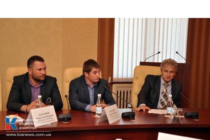 В Крыму предложили проводить детские соревнования по регби