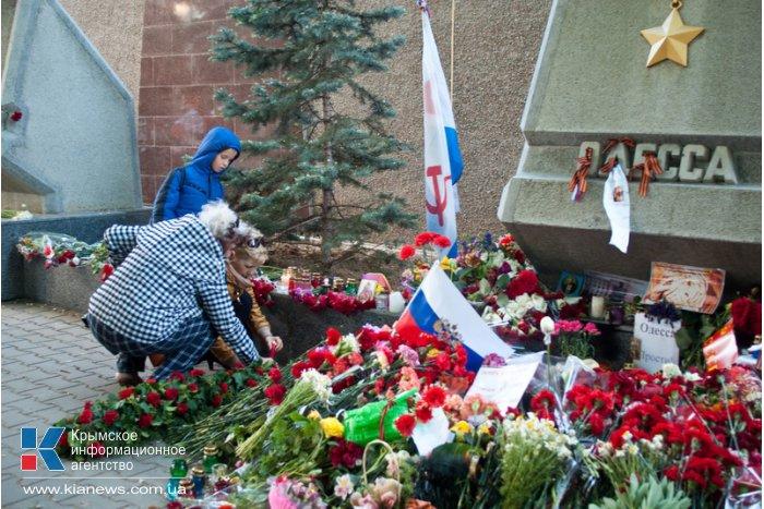 На аллее городов-героев в Севастополе вместо Киева появился Славянск