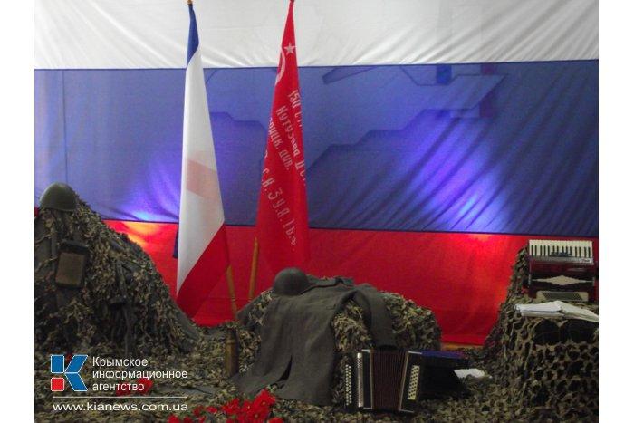 В Симферополе организовали торжественный прием для ветеранов