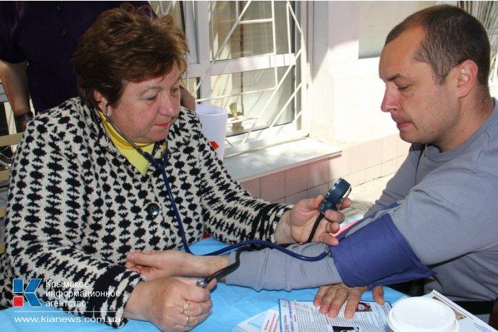 В Крыму работают 25 отделений Красного креста