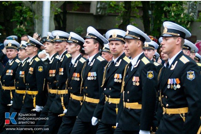 Севастополь отметил День Победы и 70-летие освобождения