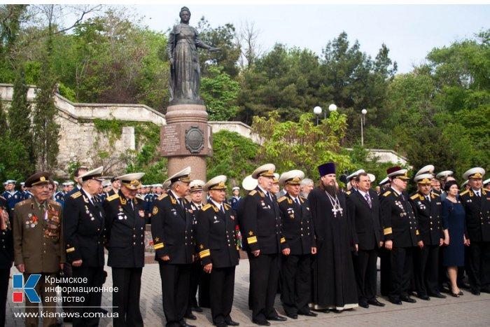В Севастополе отметили День Черноморского флота