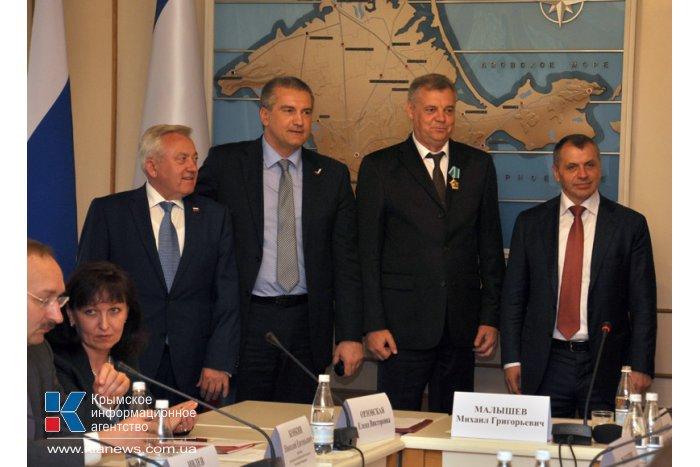 В Крыму избран глава избиркома