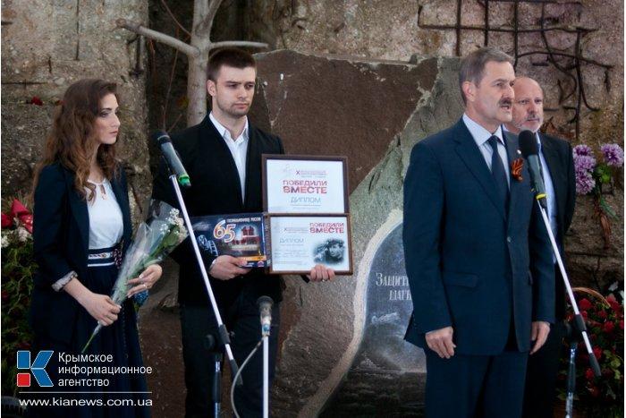 В Севастополе завершился кинофестиваль «Победили вместе»
