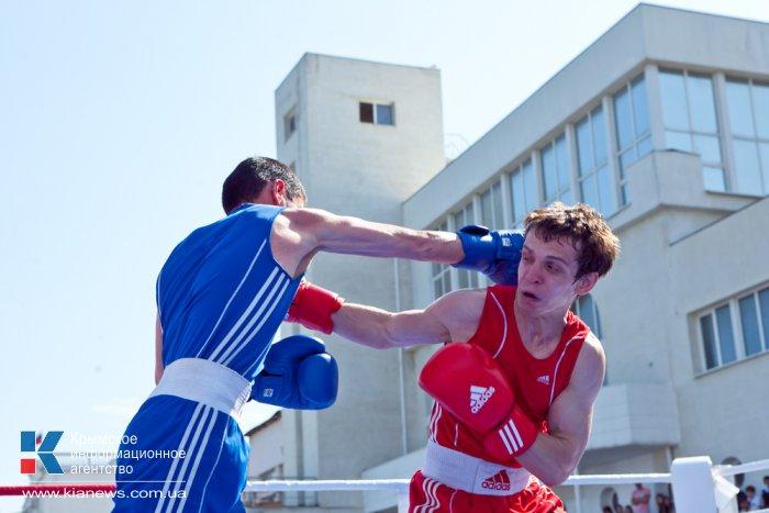 В Севастополе проходит турнир по боксу