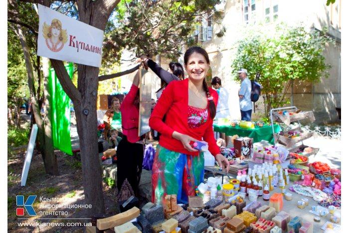 В Севастополе с размахом отметили День славянской письменности