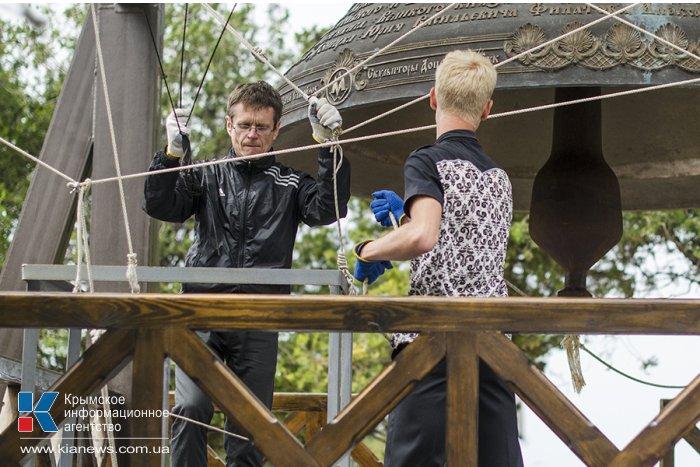 В Севастополе состоялся фестиваль колокольного звона