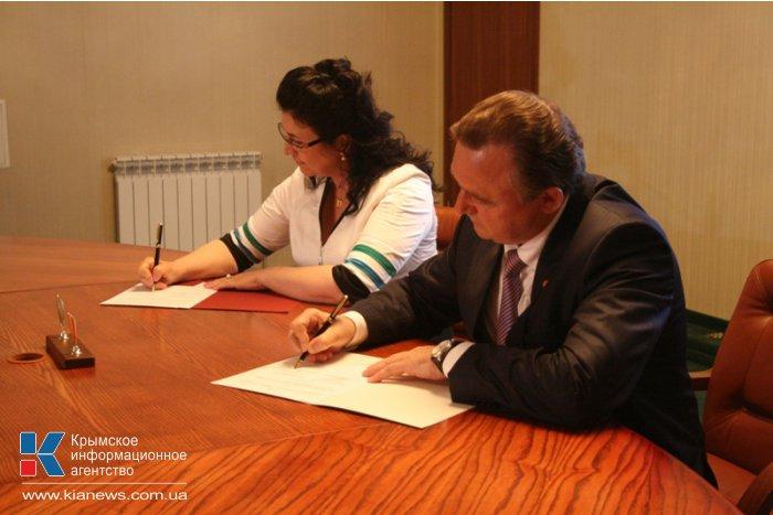 Евпатория и Вологда подписали соглашение о сотрудничестве