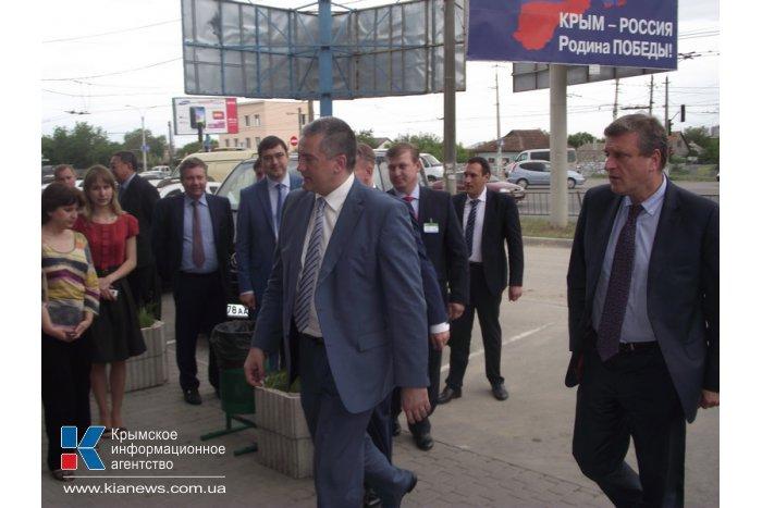 В Крыму открылся первый орган регистрации прав на землю и недвижимость