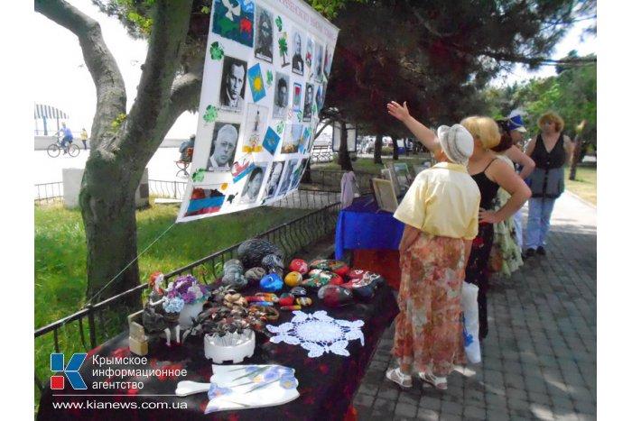 В Алуште отмечают День города