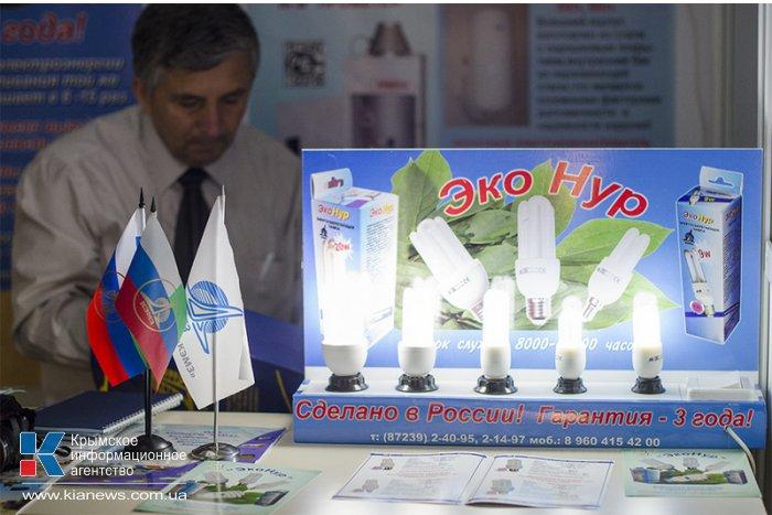 В Севастополе открылась выставка товаров и услуг «Крым – Юг России»