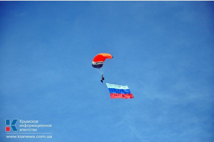 Российские звезды открыли первую смену в «Артеке»