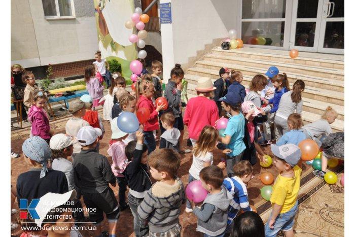 В детском саду Симферополя открылась первая смена летнего лагеря