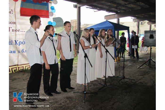 Крымские греки отпраздновали Панаир