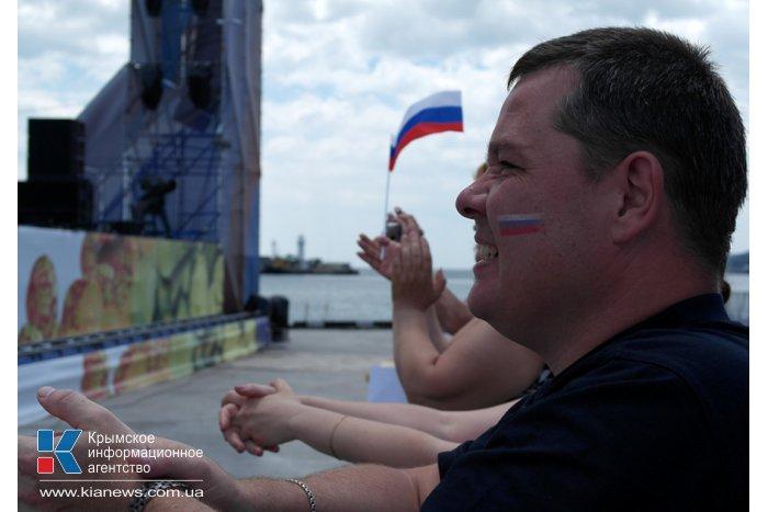 В Ялте состоялся пробег «Крым – Россия 2014»