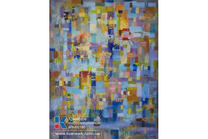 В Севастополе открылась выставка абстрактного искусства