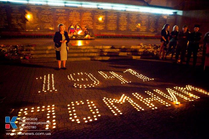 В Севастополе прошла акция «Кораблик мечты»