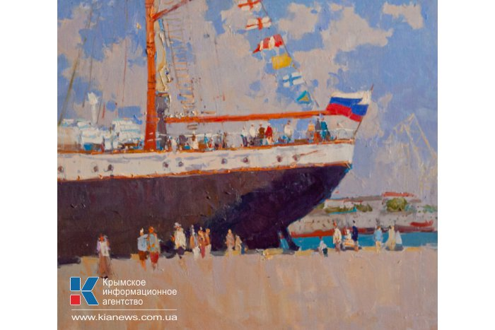 В Севастополе открылась выставка «Фортификационные сооружения Севастополя»