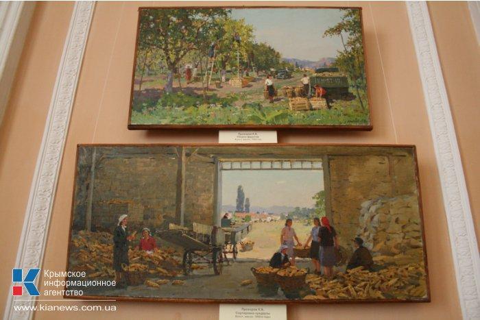 В музее Тавриды представили Крым середины 20 века