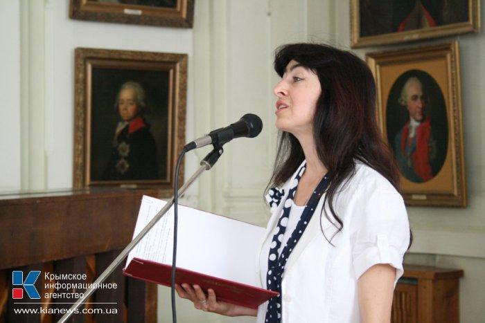Известные художники России представили в Симферополе выставку