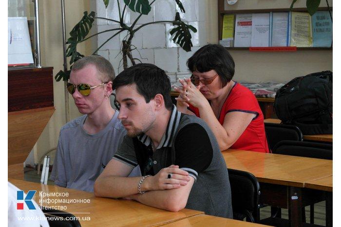 Участники кругосветного путешествия посетили Ялту с гуманитарной миссией