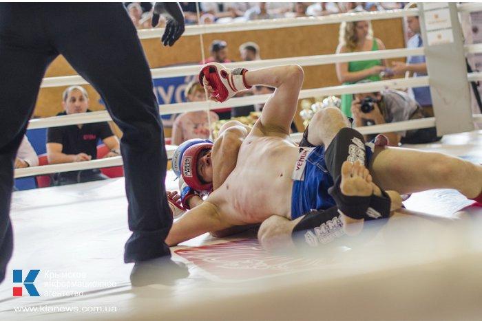 В Севастополе состоялся российский турнир по единоборствам среди правоохранителей