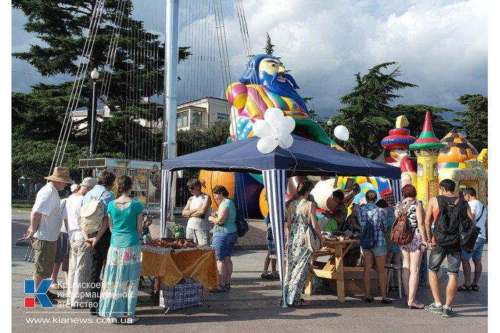 В Ялте открылся фестиваль керамики