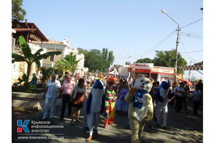 Феодосия отмечает день города