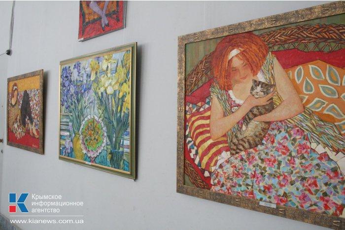 В Симферополе открылась художественная выставка «Восточный ветер»