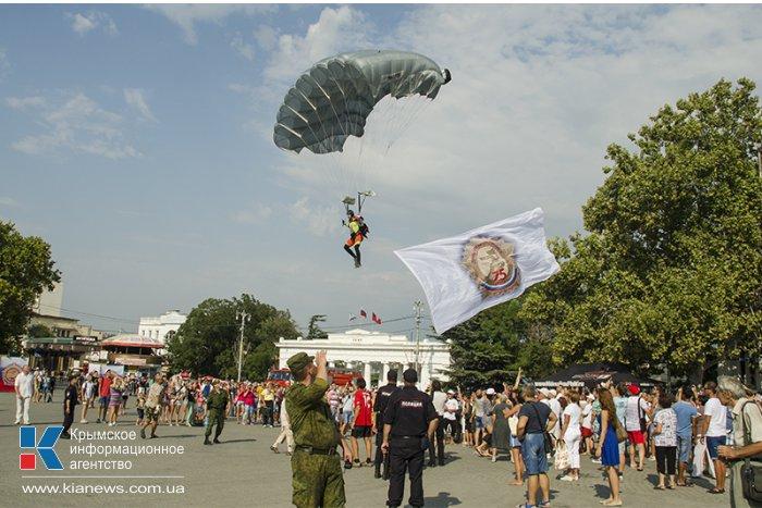 В Севастополе отпраздновали День физкультурника